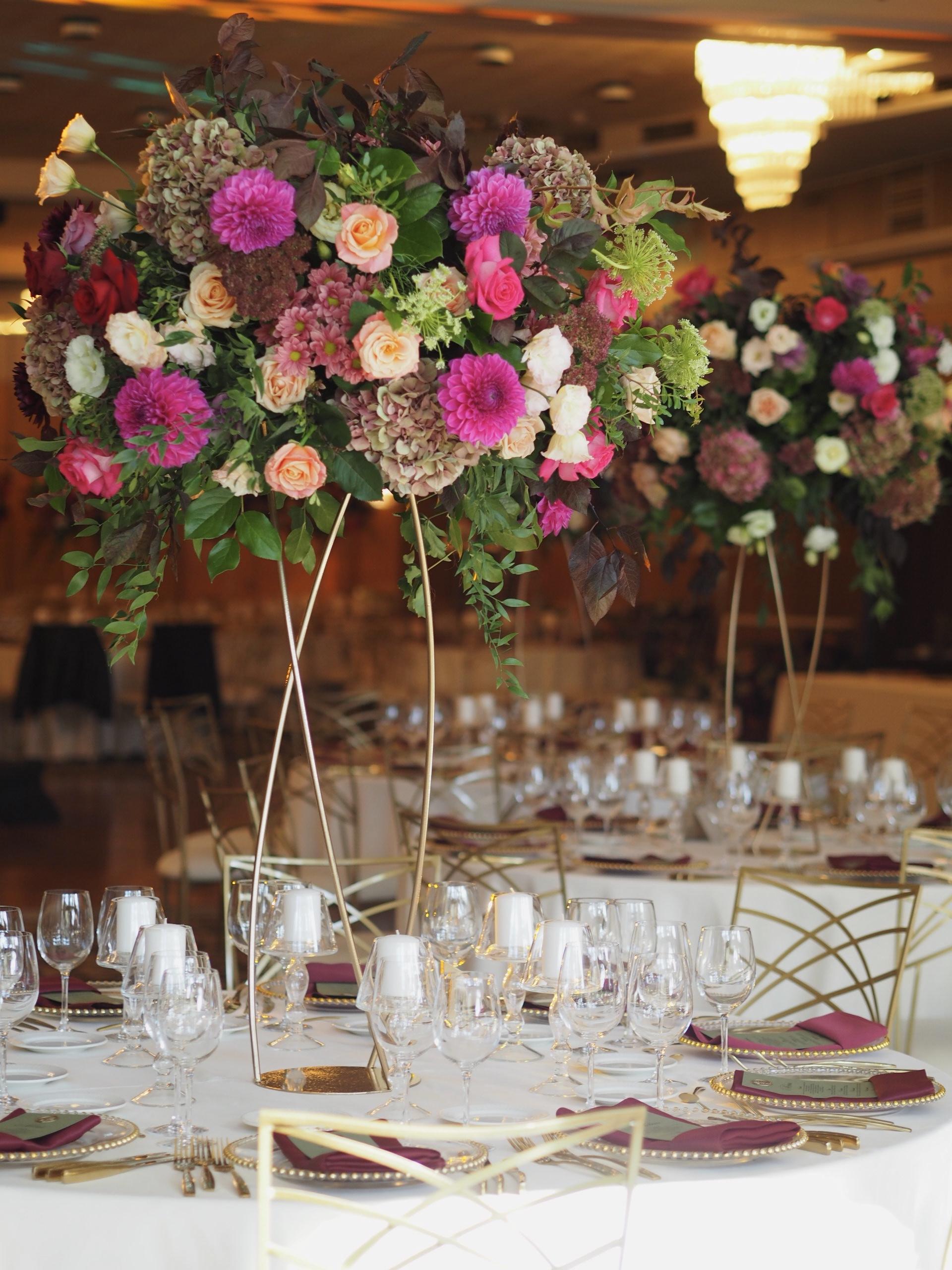 Organizare nunta Crowne Plaza by IDYLLIC