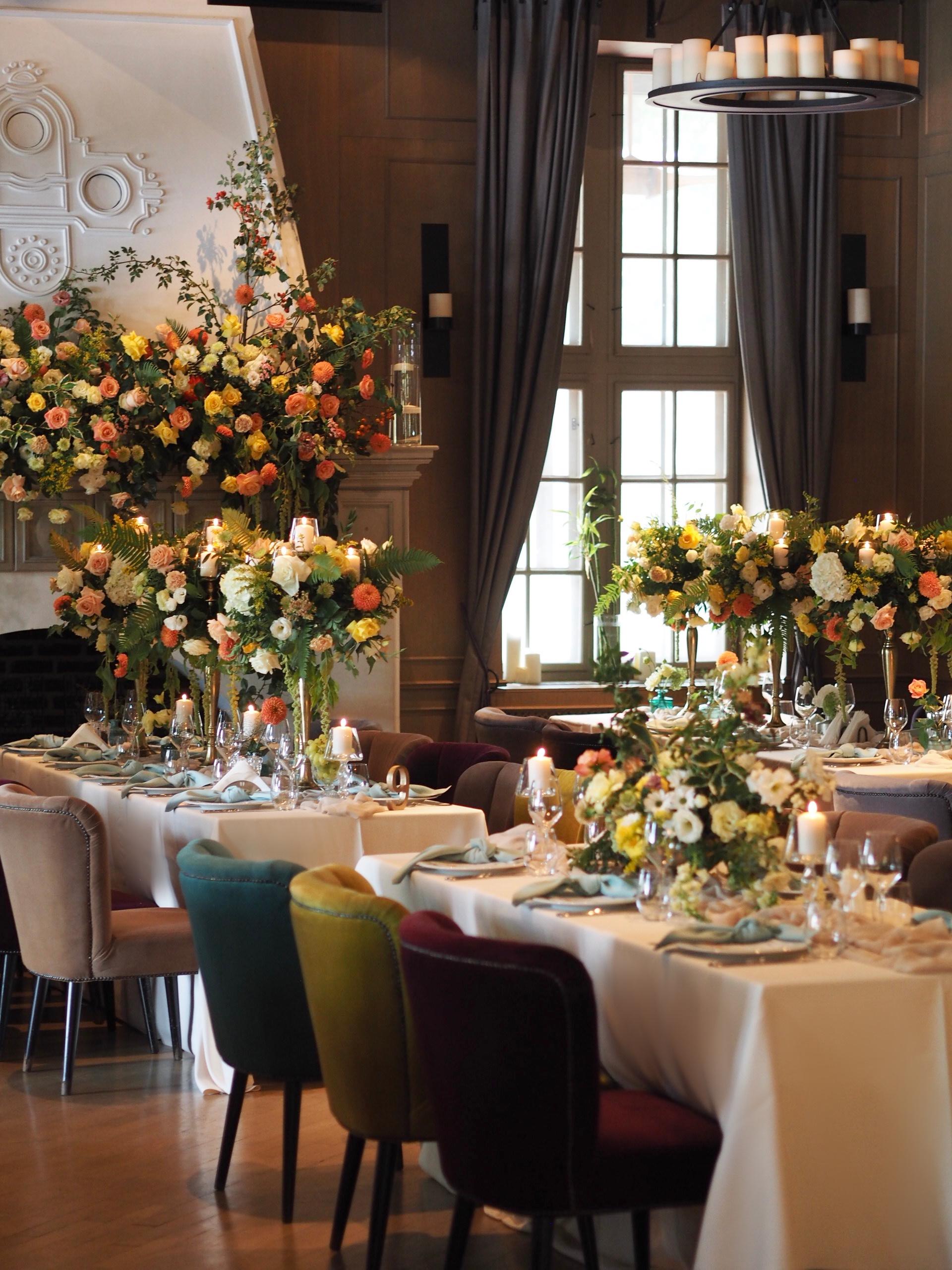 Organizare nunta restaurant Diplomat Bucuresti