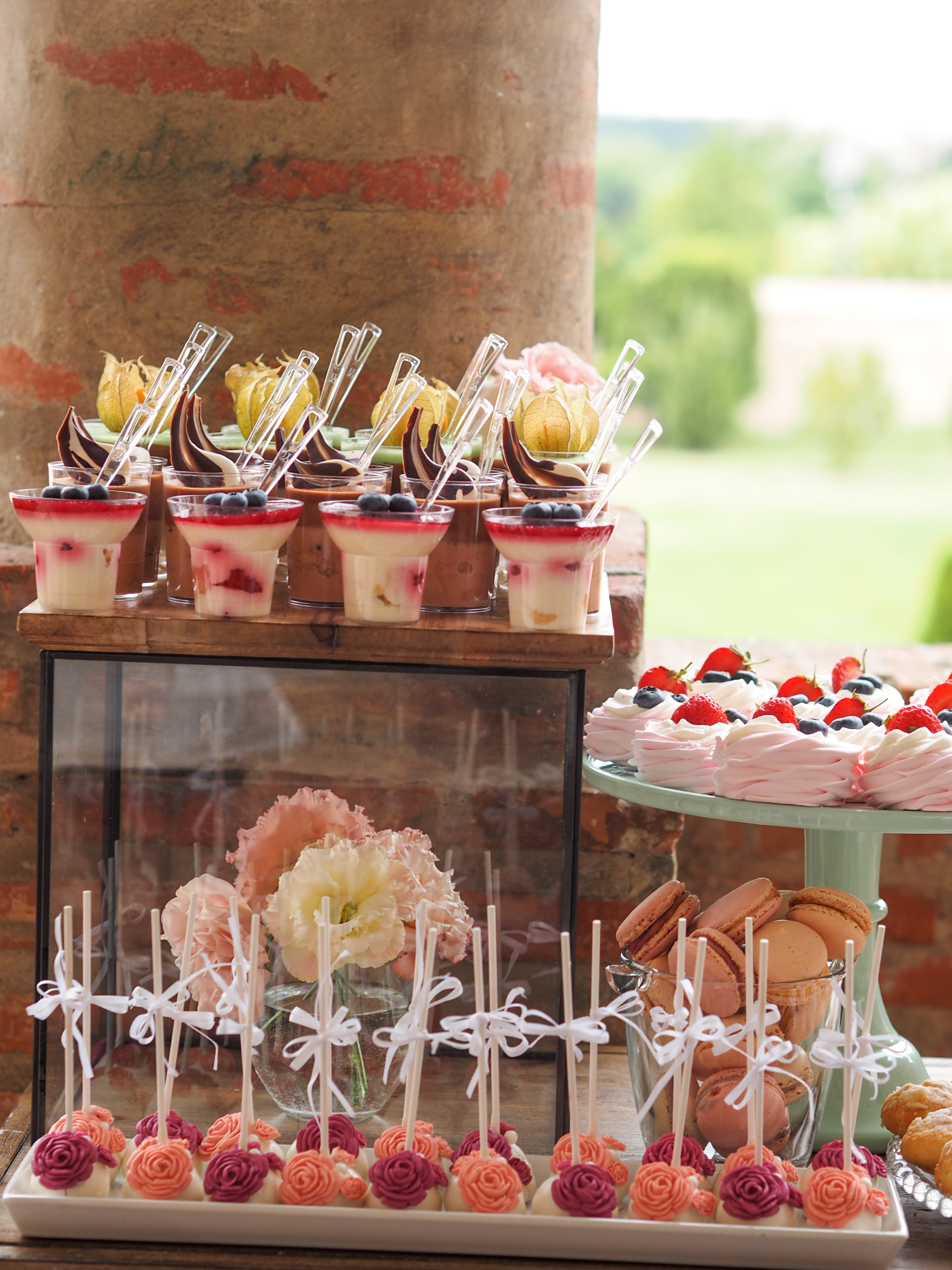 Candy bar botez IDYLLIC Events