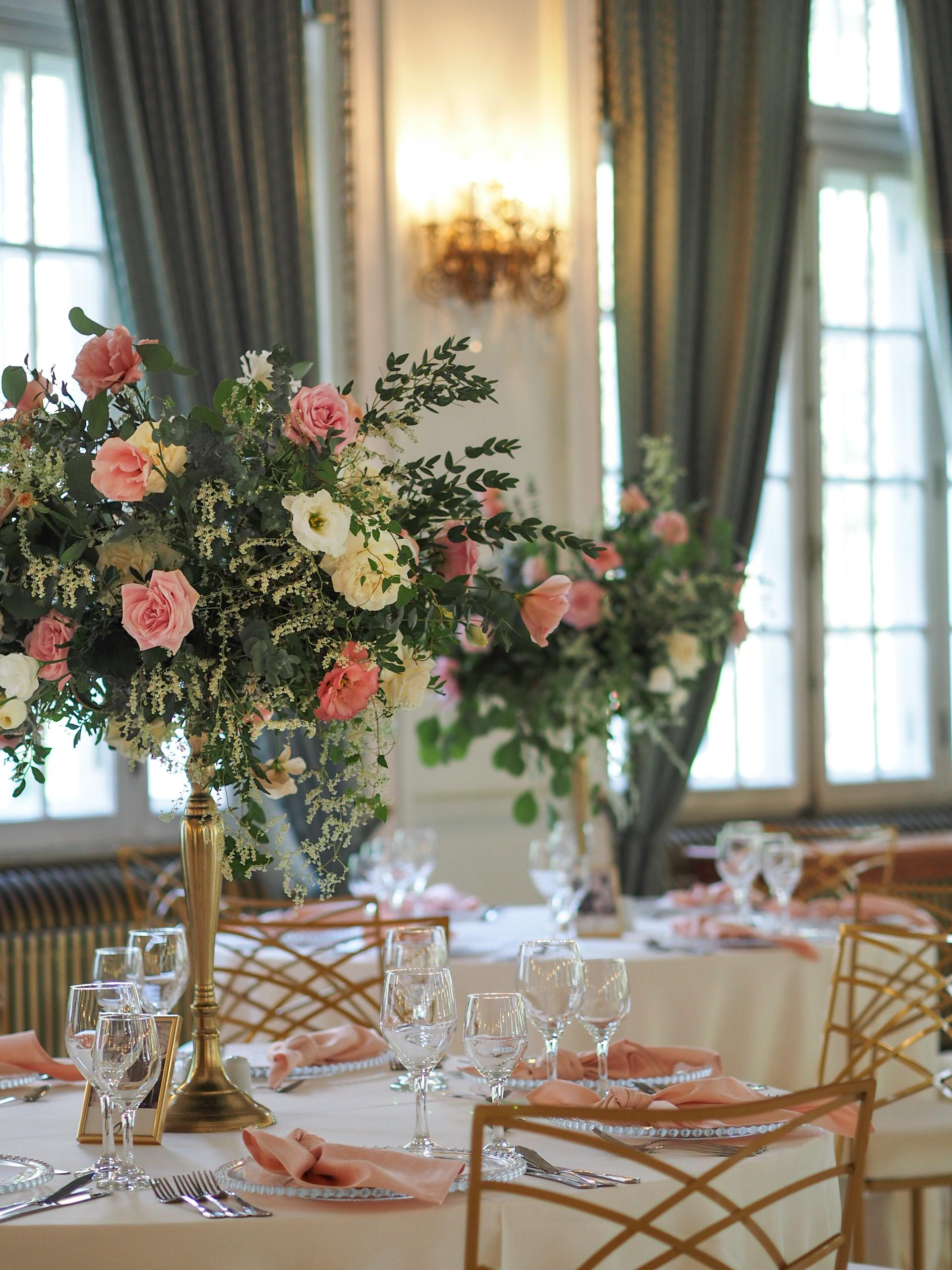 Aranjamente florale nunta IDYLLIC Events