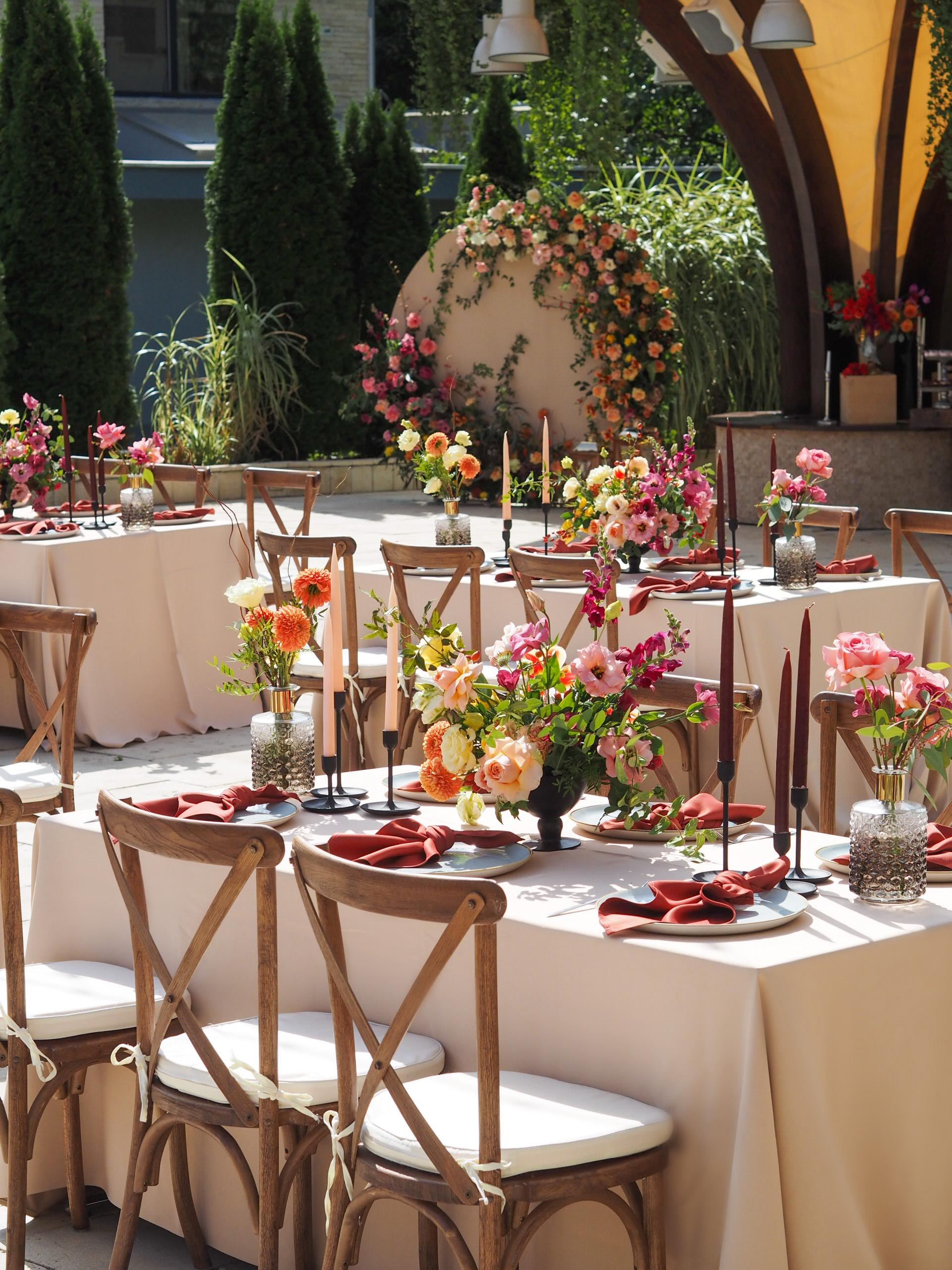 Nunta la Flavours in the Garden